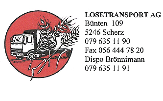 Losetransport AG
